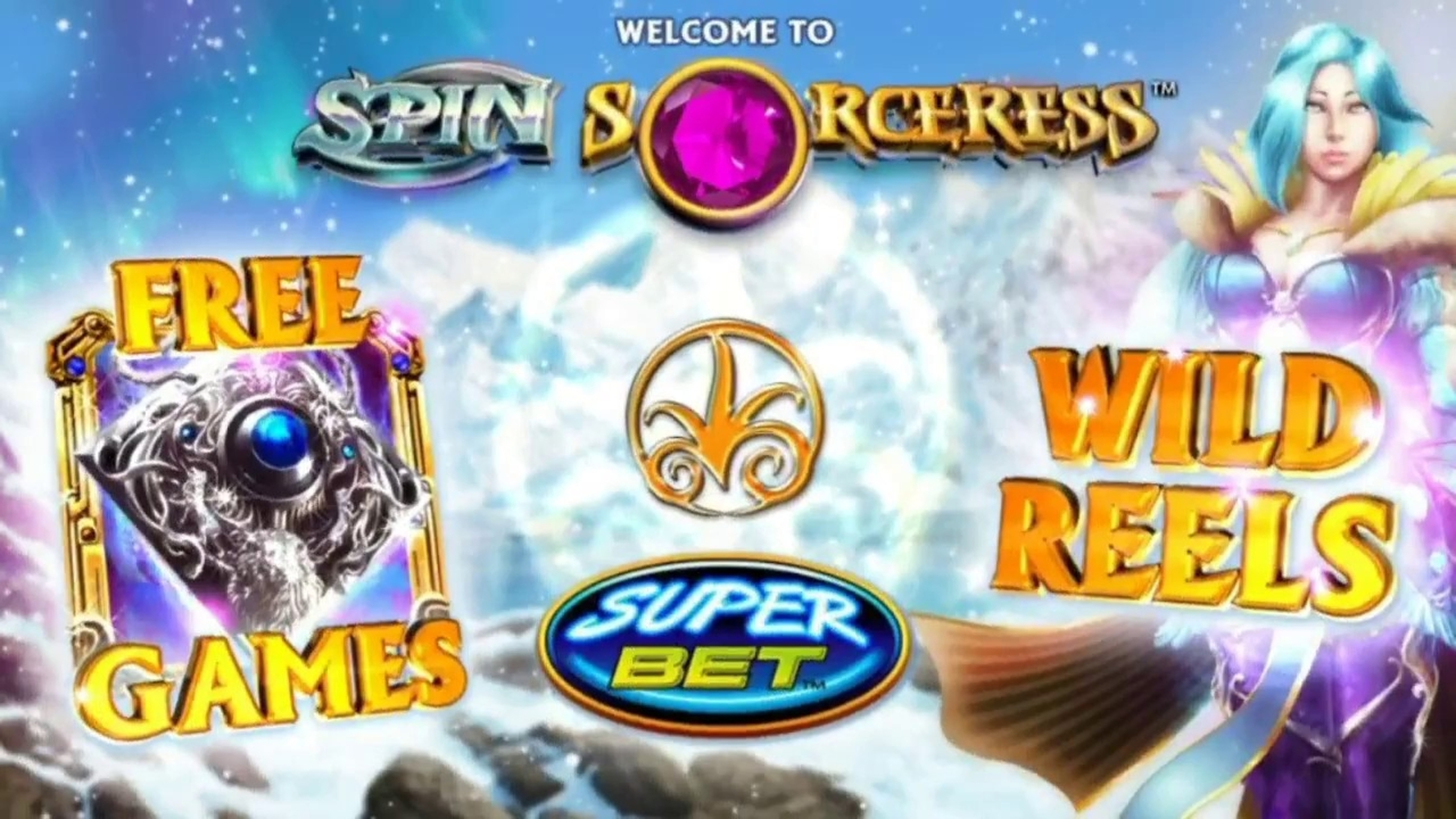 Spin Sorceress Online Slot Demo Game by NextGen Gaming