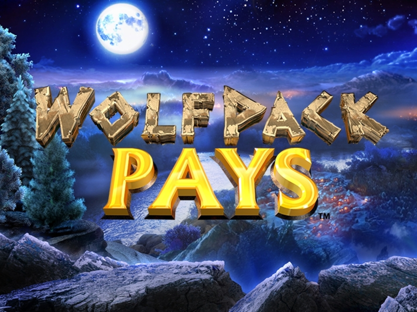 Wolfpack Pays Online Slot Demo Game by NextGen Gaming