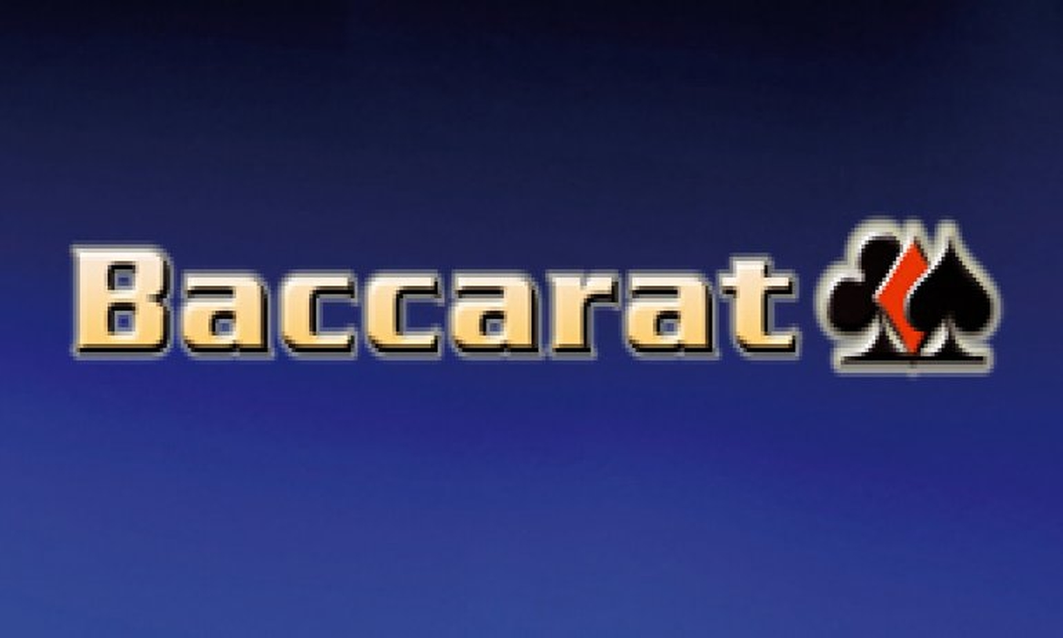 The Baccarat (Novomatic) Online Slot Demo Game by Novomatic