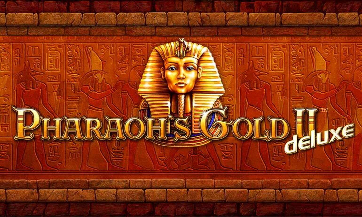 The Pharaoh's Gold II Online Slot Demo Game by Novomatic
