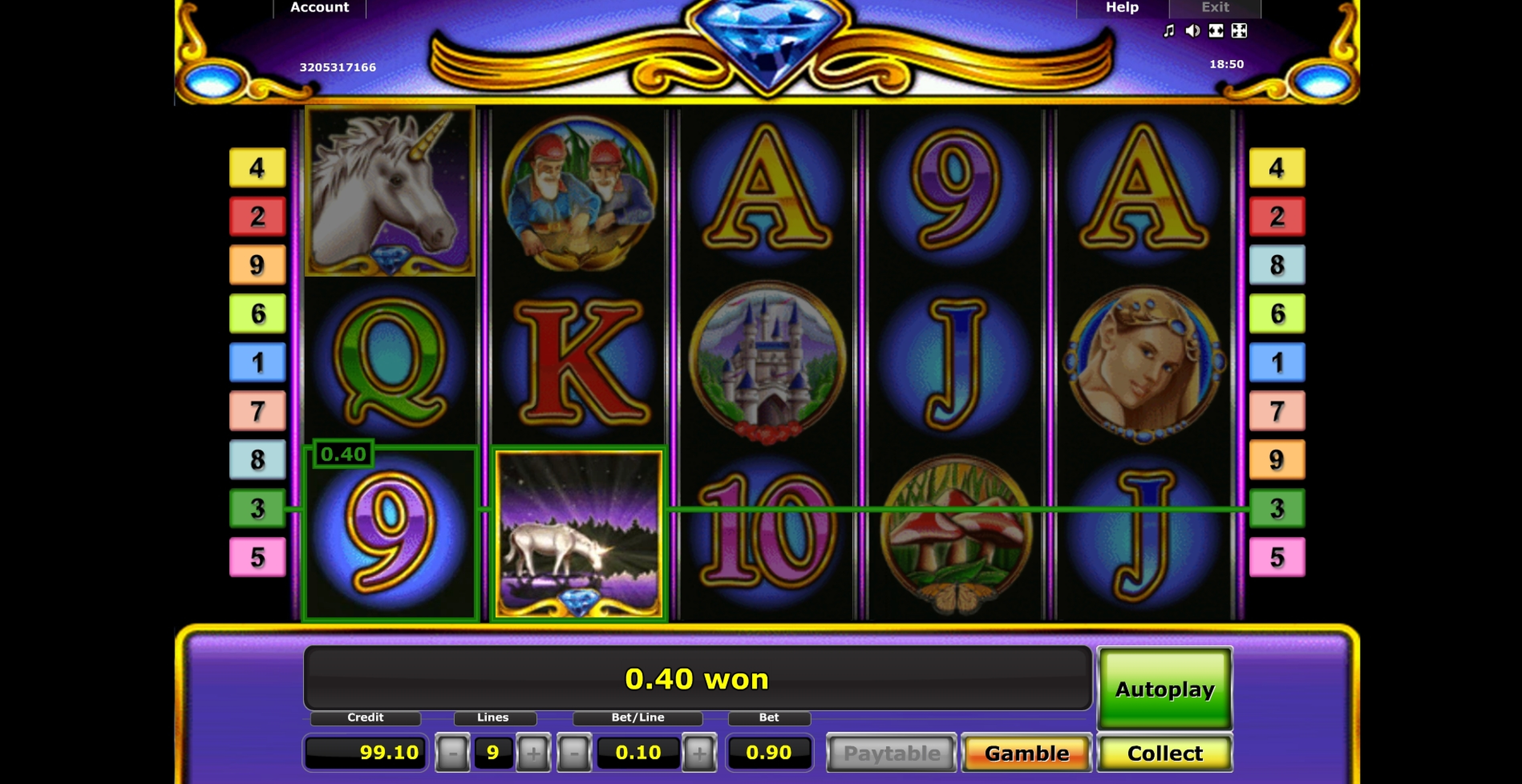 Magic Unicorn Slots