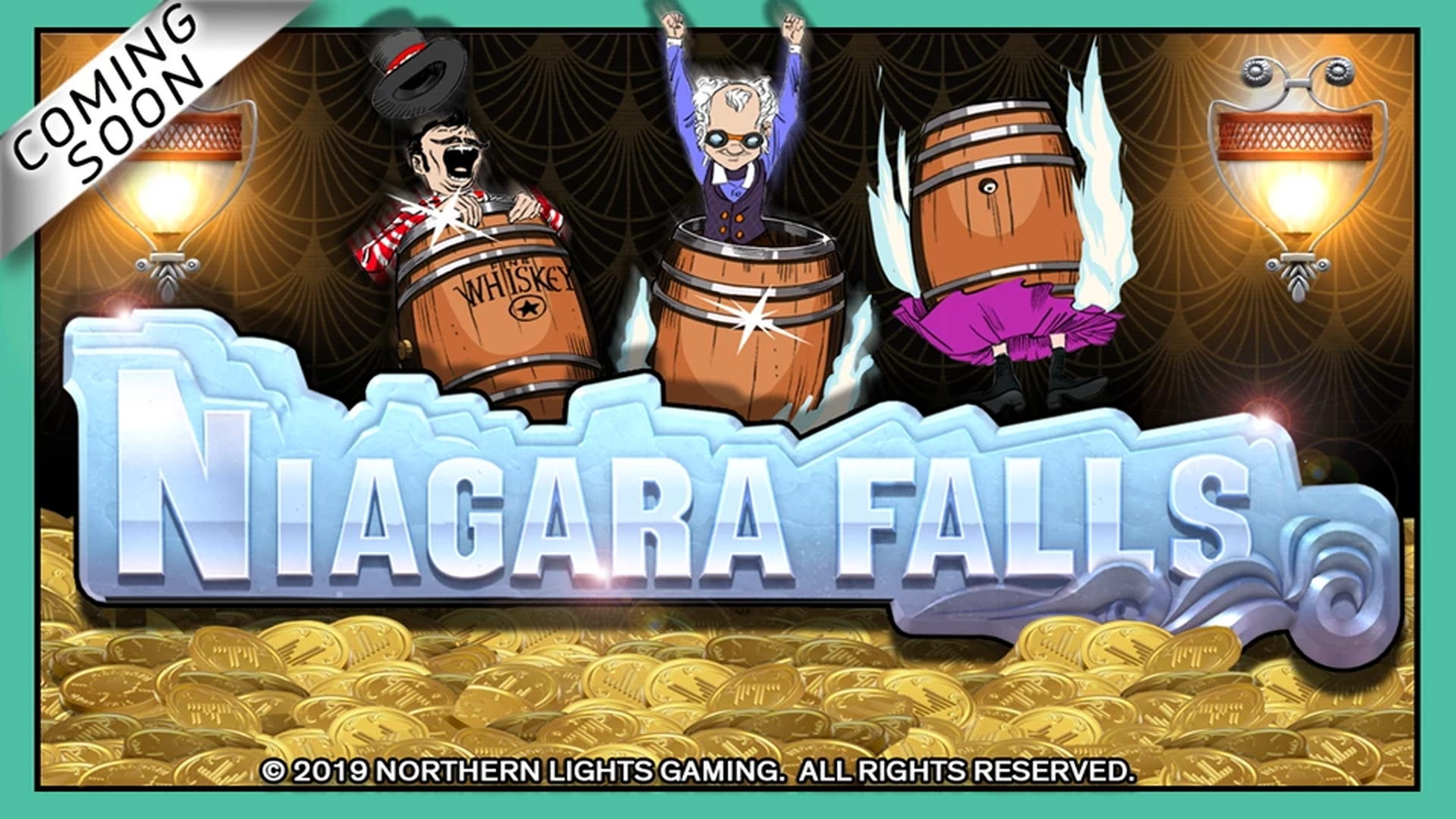 The Niagara Falls Online Slot Demo Game by Northern Lights Gaming