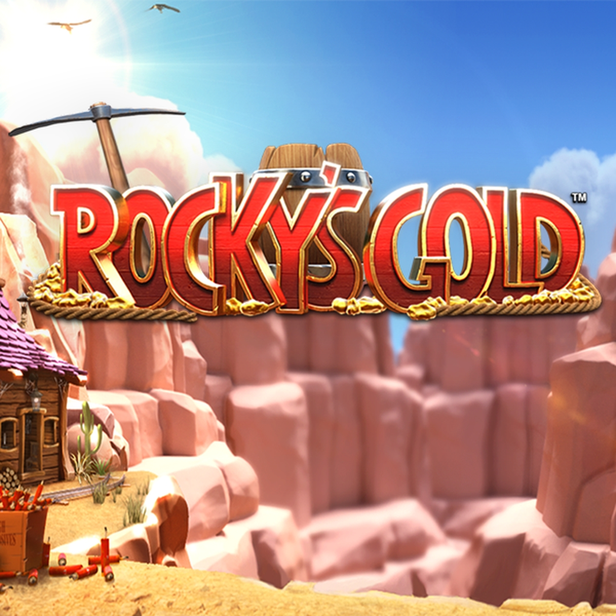The Rocky's Gold Online Slot Demo Game by Northern Lights Gaming