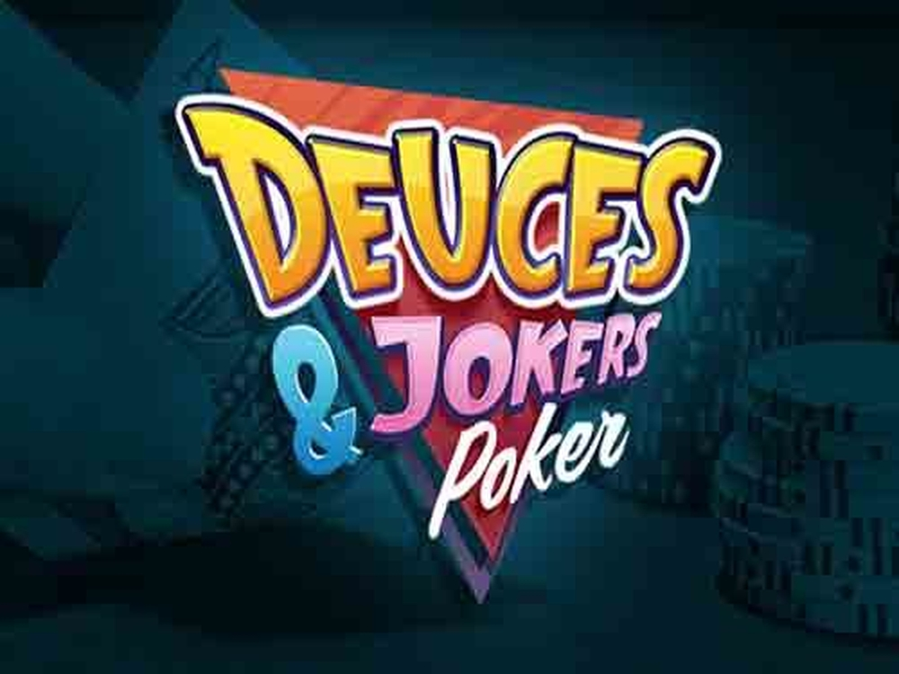 The Deuces & Jokers Poker (Nucleus Gaming) Online Slot Demo Game by Nucleus Gaming