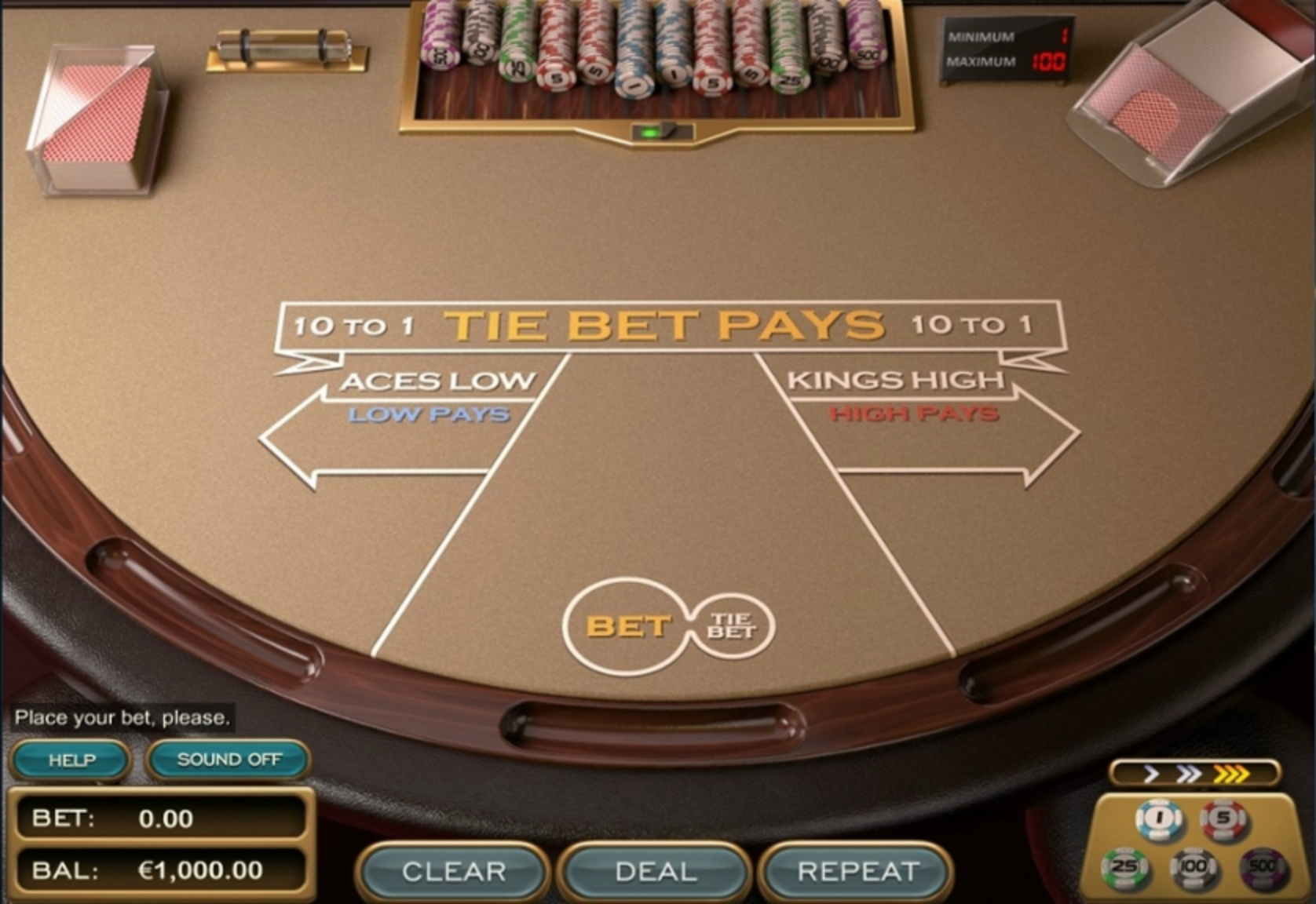 The Draw High Low (Nucleus Gaming) Online Slot Demo Game by Nucleus Gaming