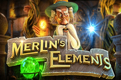 The Merlin's Elements Online Slot Demo Game by Nucleus Gaming