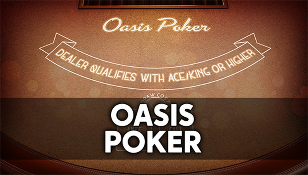 The Oasis Poker (Nucleus Gaming) Online Slot Demo Game by Nucleus Gaming