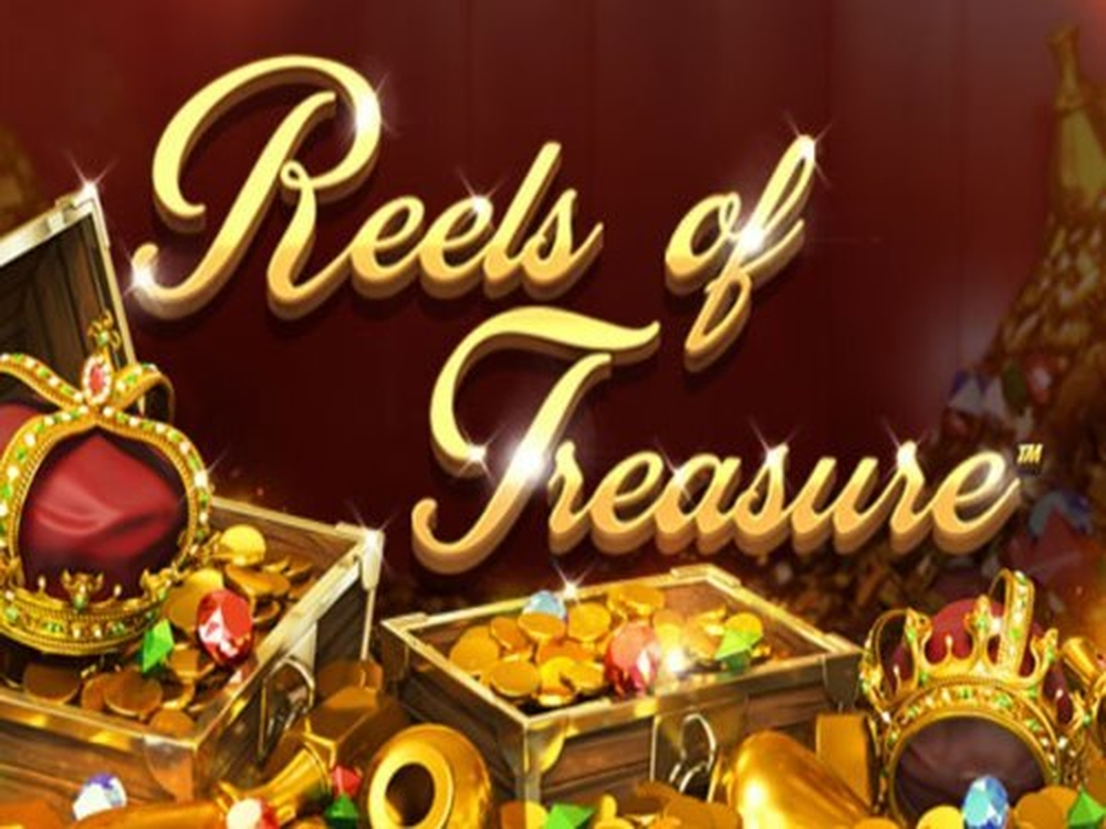 Reels in Reels of Treasure Slot Game by Nucleus Gaming