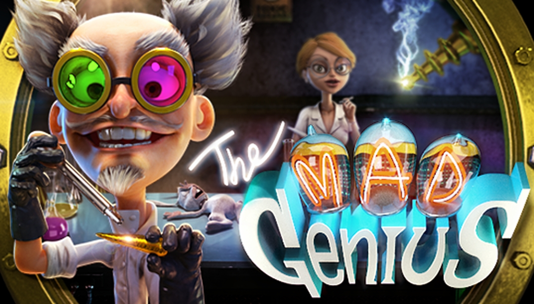 The The Mad Genius Online Slot Demo Game by Nucleus Gaming