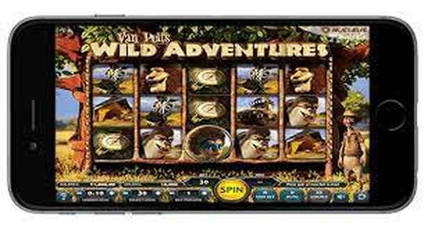 The Van Pelts Wild Adventure Online Slot Demo Game by Nucleus Gaming