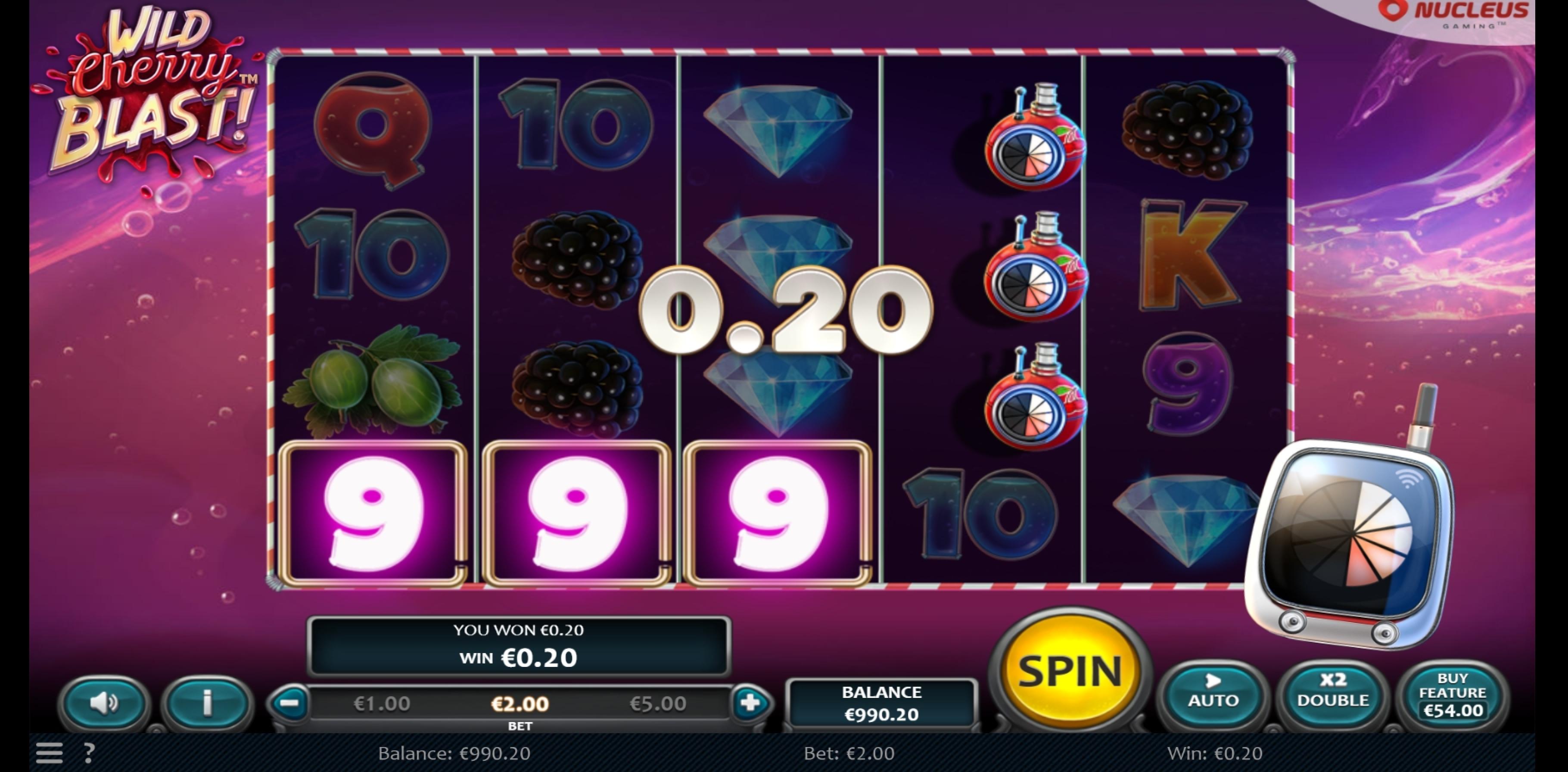 Cherry Slot Machine Game Online