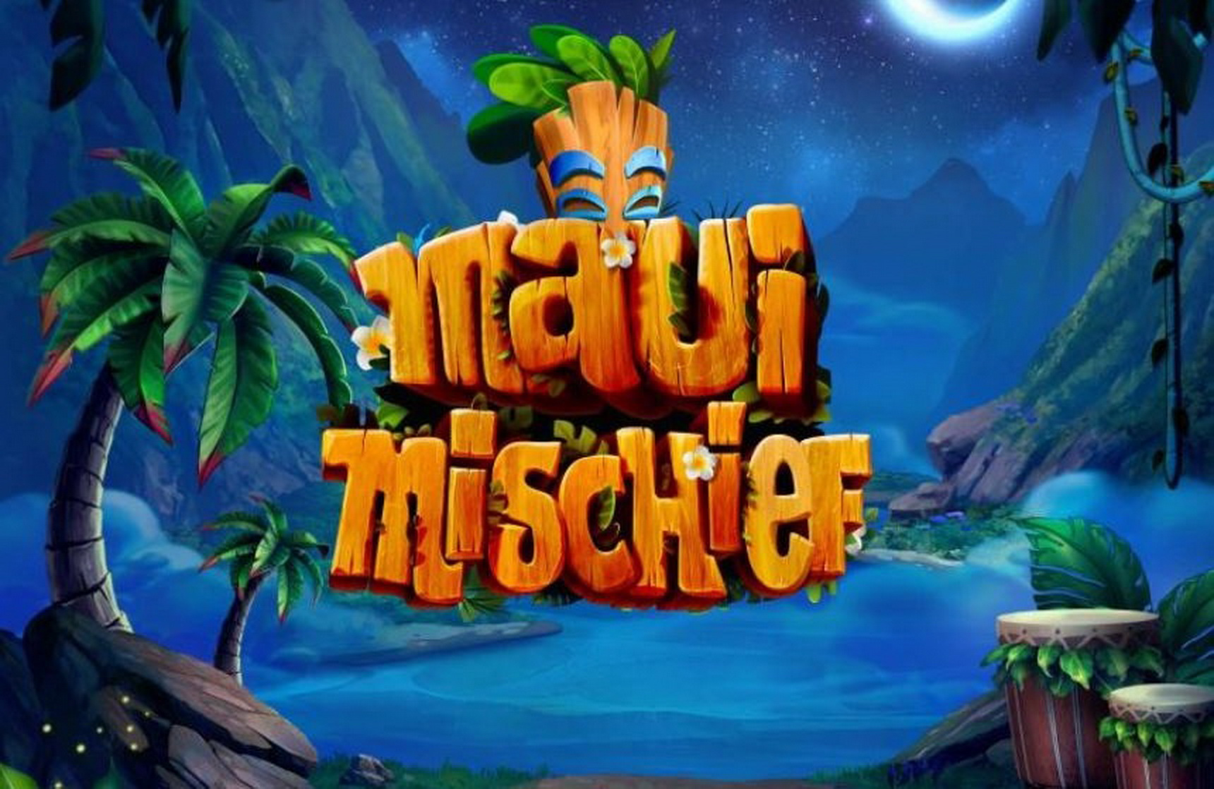 The Maui Mischief Online Slot Demo Game by Old Skool Studios