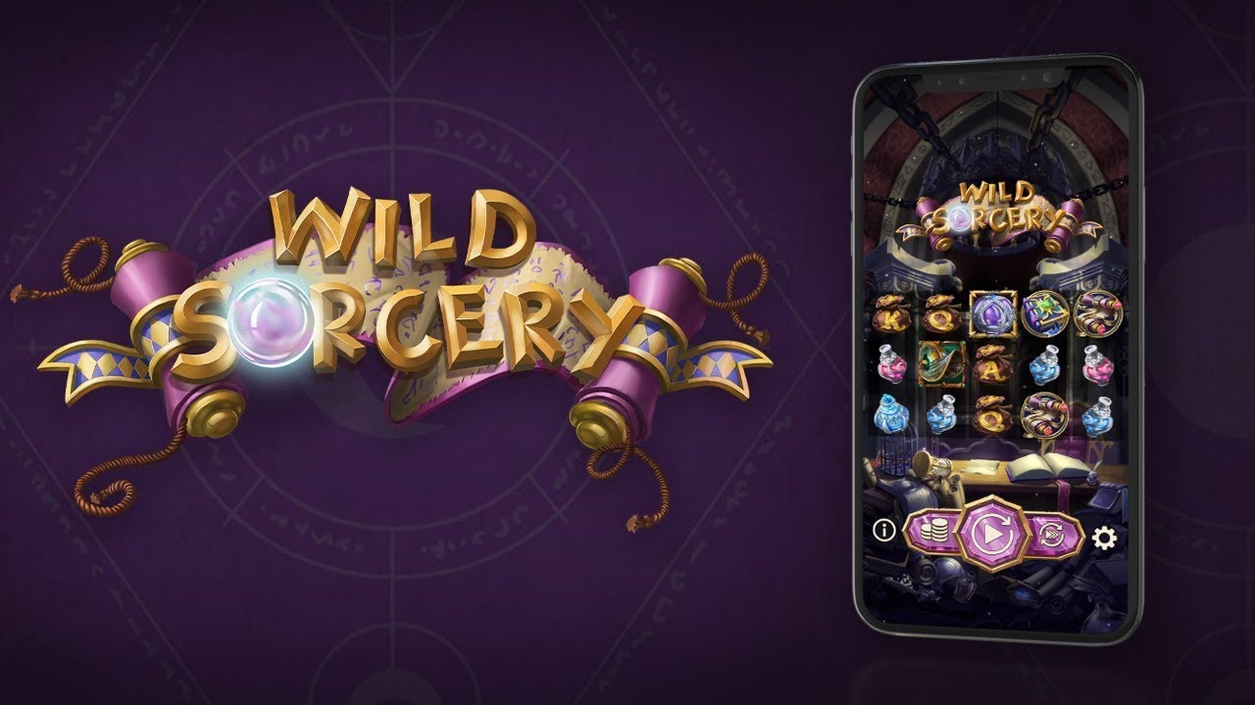 Wild Sorcery Online Slot Demo Game by OneTouch Games