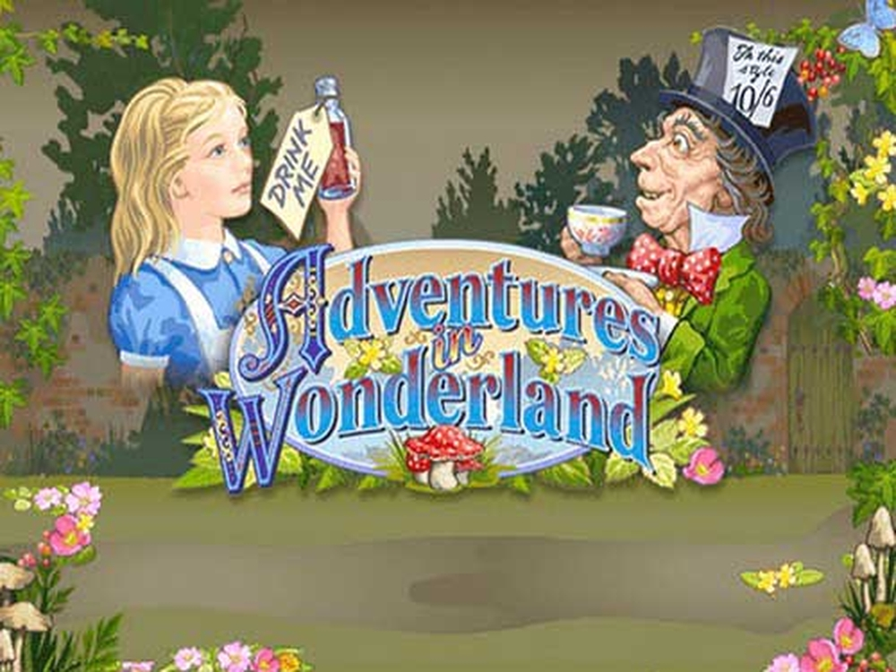 The Alice in Wonderland (OpenBet) Online Slot Demo Game by OpenBet