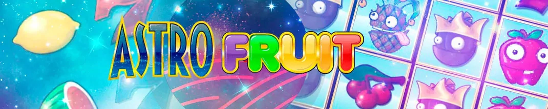 The Astro Fruits Online Slot Demo Game by OpenBet