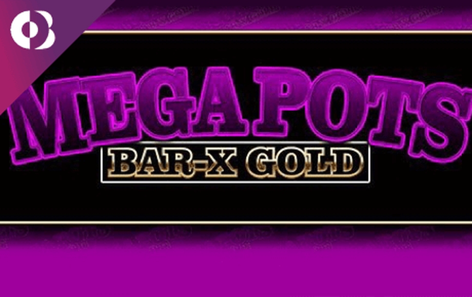The Mega Pots Bar-X Gold Online Slot Demo Game by OpenBet