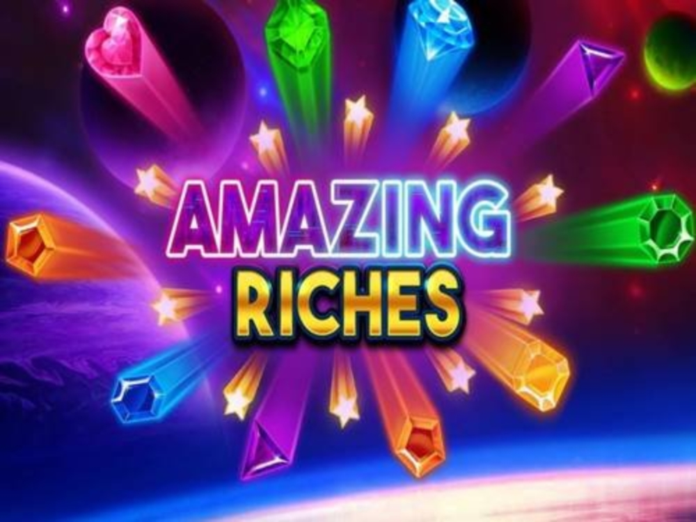 Amazing Riches Online Slot Demo Game by PariPlay