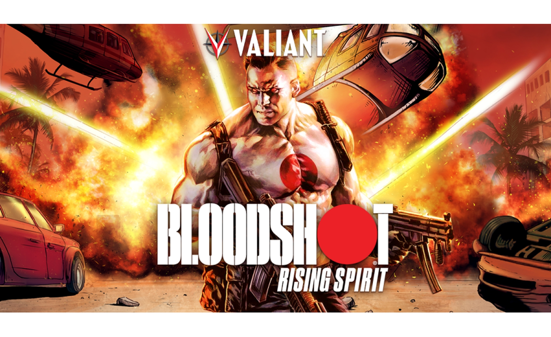 BloodShot Online Slot Demo Game by PariPlay