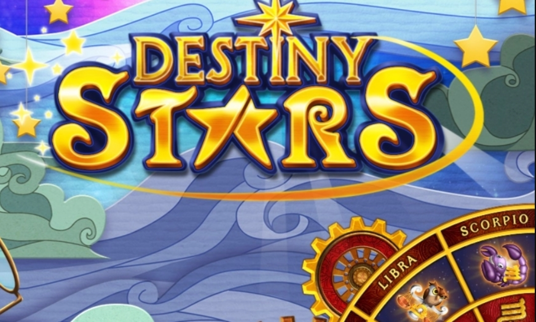 Destiny Stars Online Slot Demo Game by PariPlay