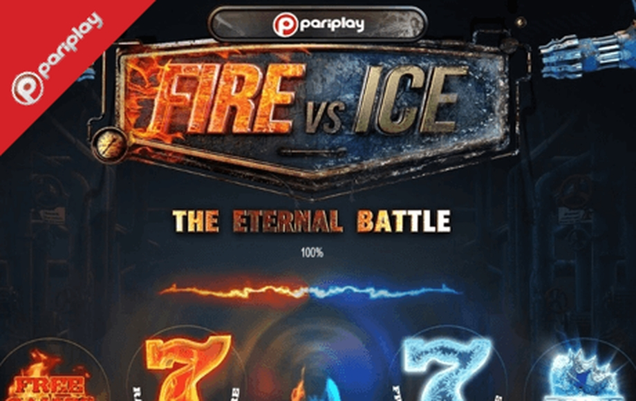 Fire vs. Ice Online Slot Demo Game by PariPlay