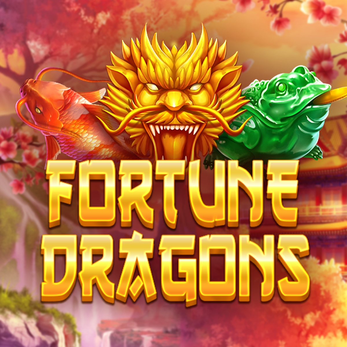 Fortune Dragons (Pariplay) Online Slot Demo Game by PariPlay