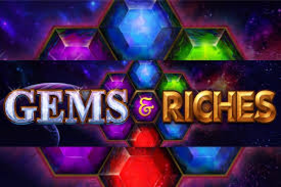 Gems & Riches Online Slot Demo Game by PariPlay