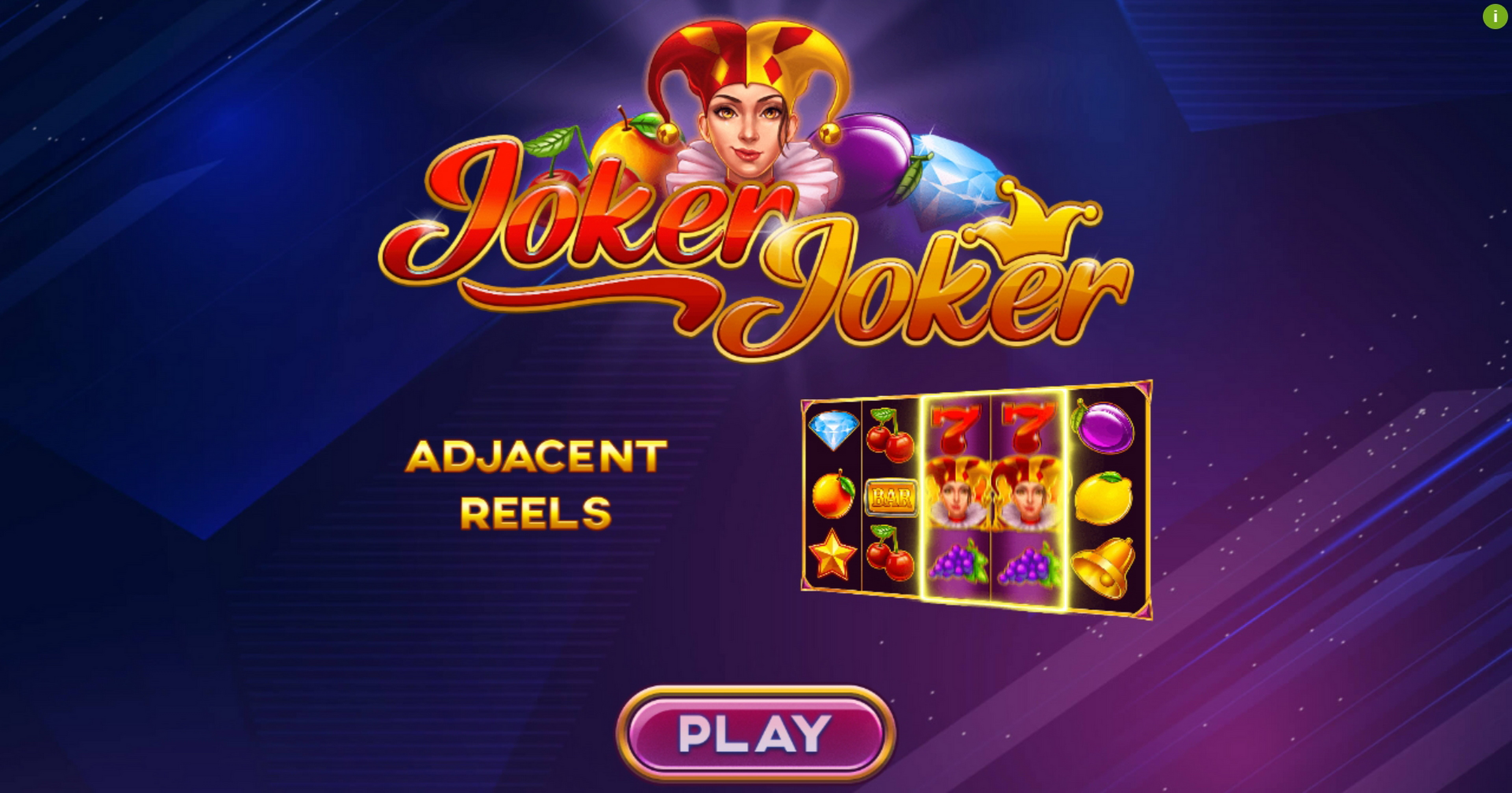 Play Joker Joker Free Casino Slot Game by PariPlay