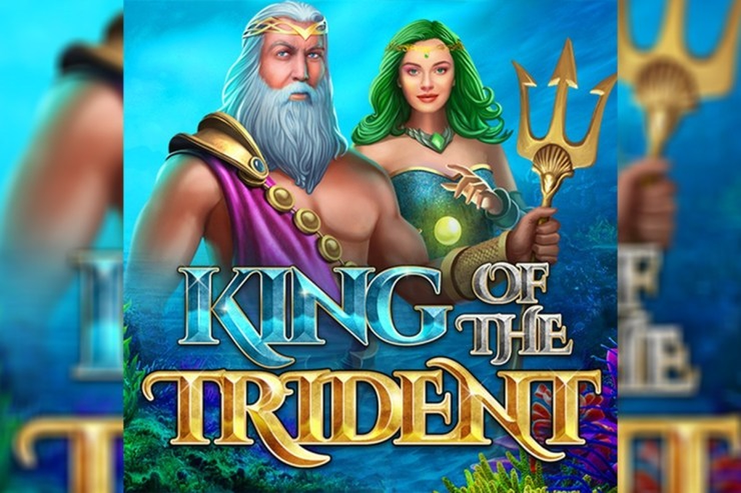 King of the Trident Online Slot Demo Game by PariPlay