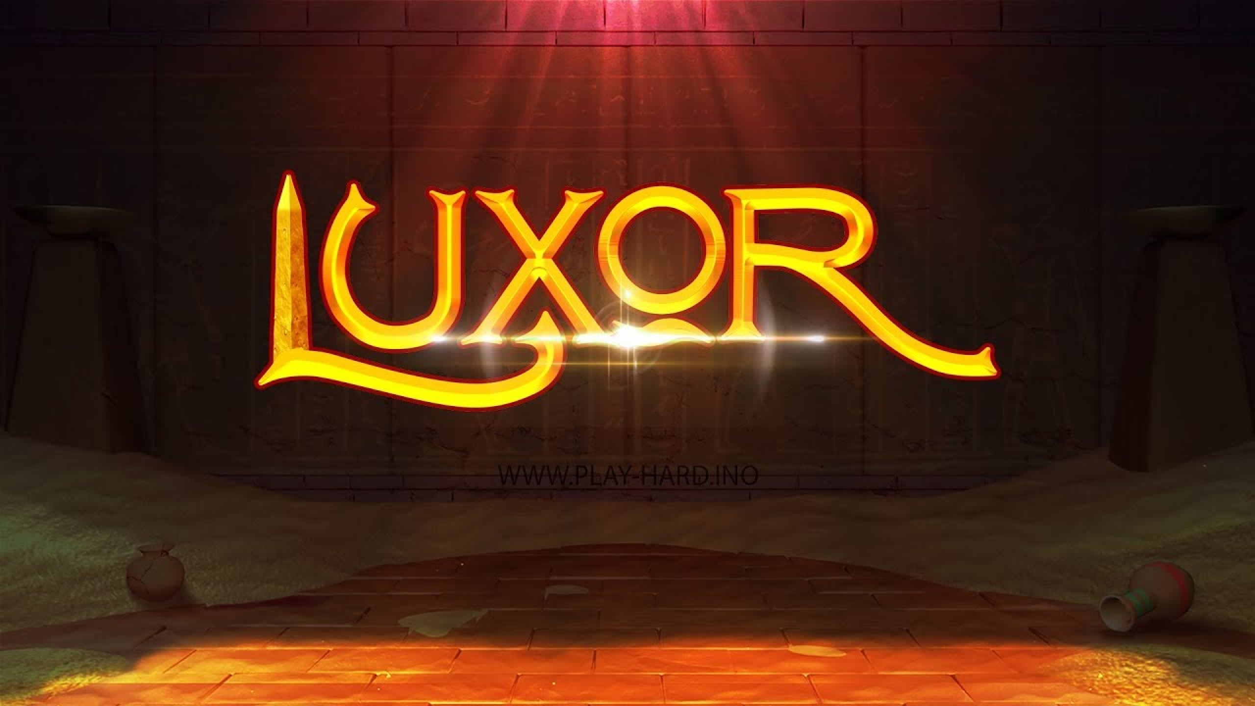 Luxor Scratch Online Slot Demo Game by PariPlay