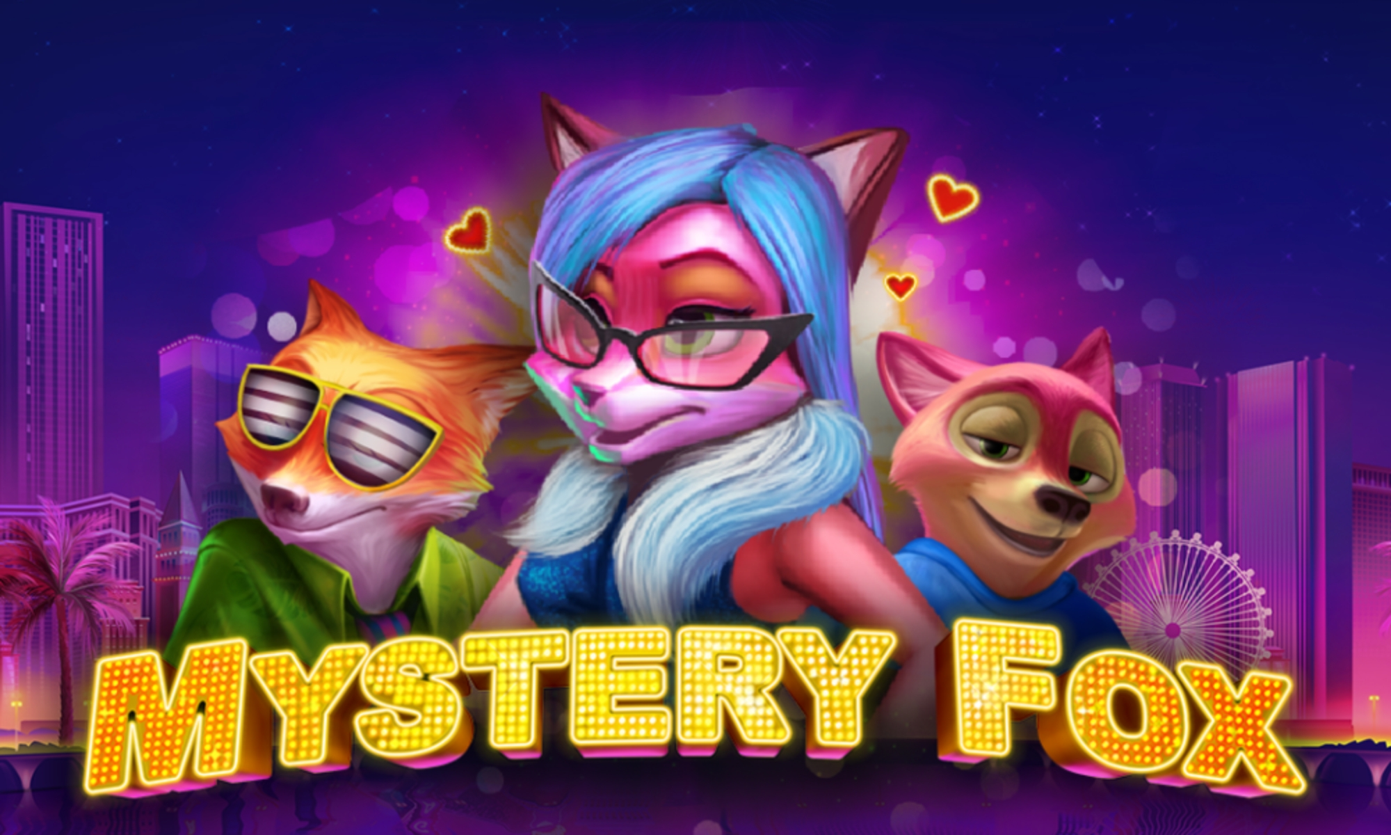Mystery Fox Online Slot Demo Game by PariPlay