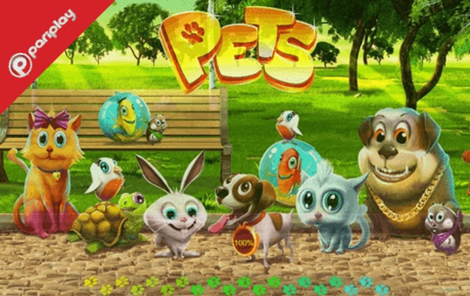 Pets (96% version) Online Slot Demo Game by PariPlay