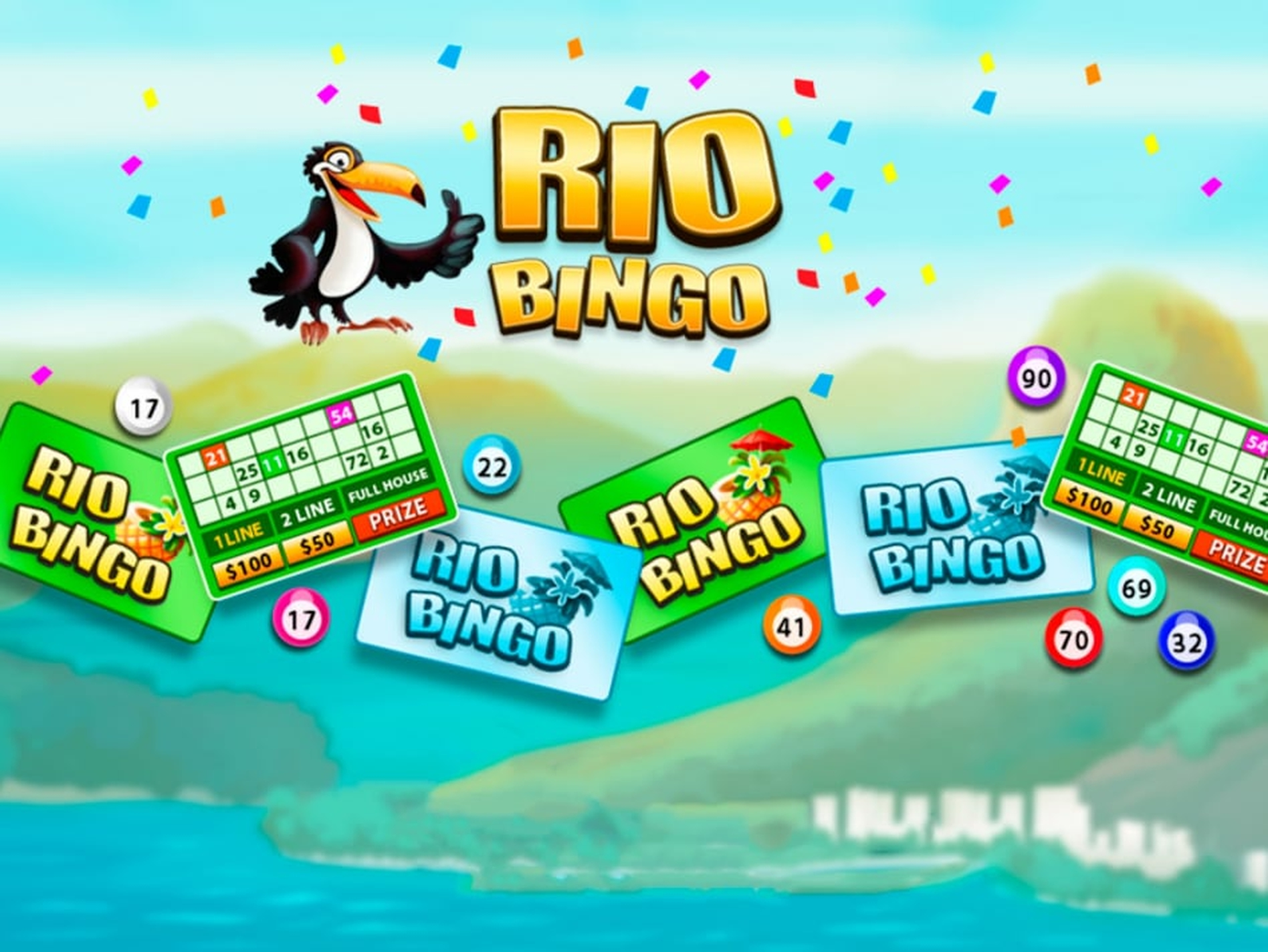 Rio Bingo Online Slot Demo Game by PariPlay