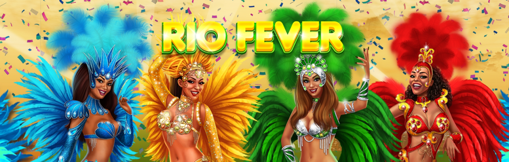 Rio Fever (Pariplay) Online Slot Demo Game by PariPlay