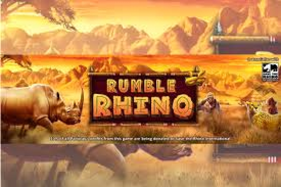 Rumble Rhino Online Slot Demo Game by PariPlay