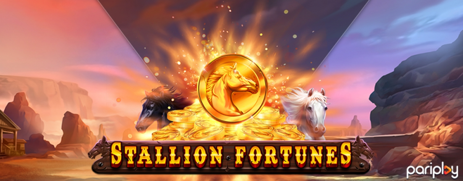 Stallion Fortunes Online Slot Demo Game by PariPlay
