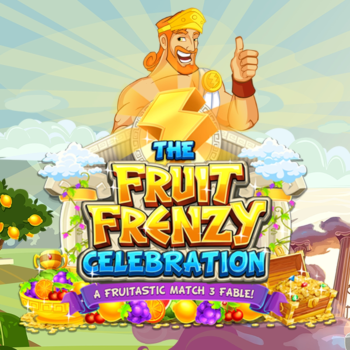 The Fruit Frenzy Celebration Online Slot Demo Game by PariPlay