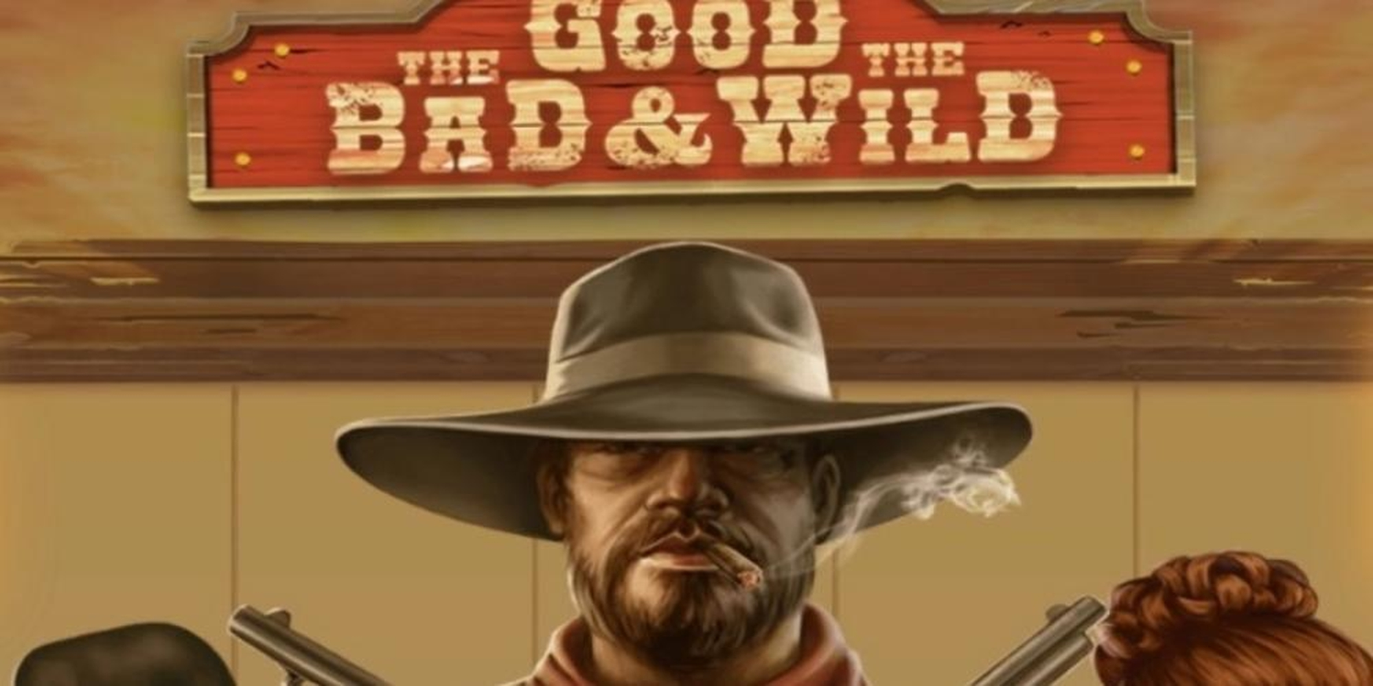 The Good The Bad And The Wild Online Slot Demo Game by PariPlay