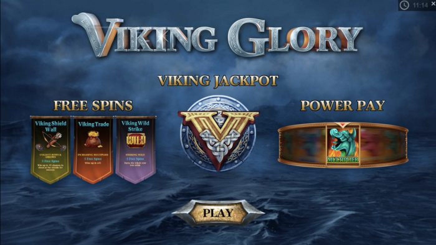 Viking Glory Online Slot Demo Game by PariPlay