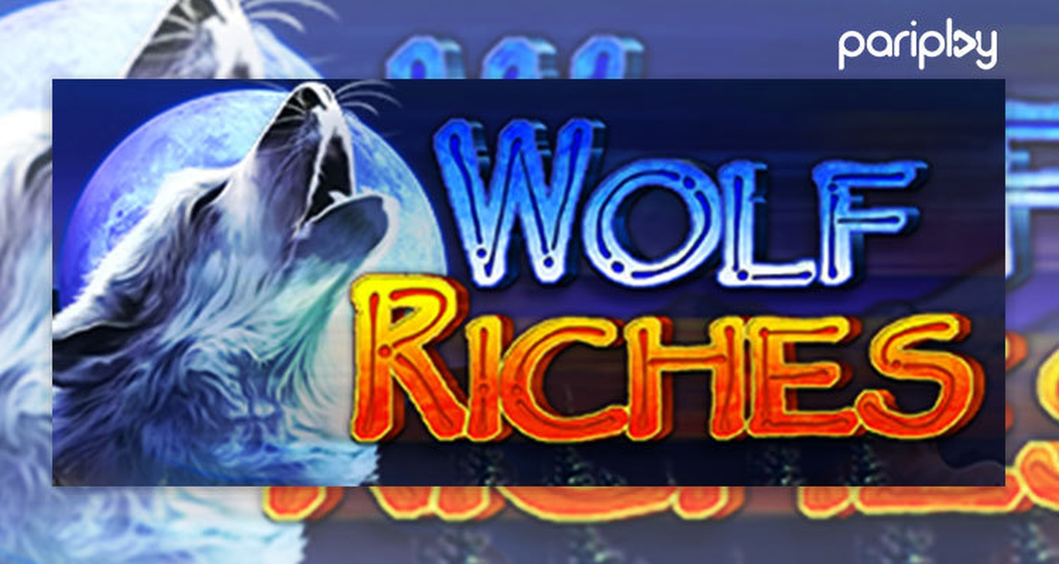 Wolf Riches Online Slot Demo Game by PariPlay