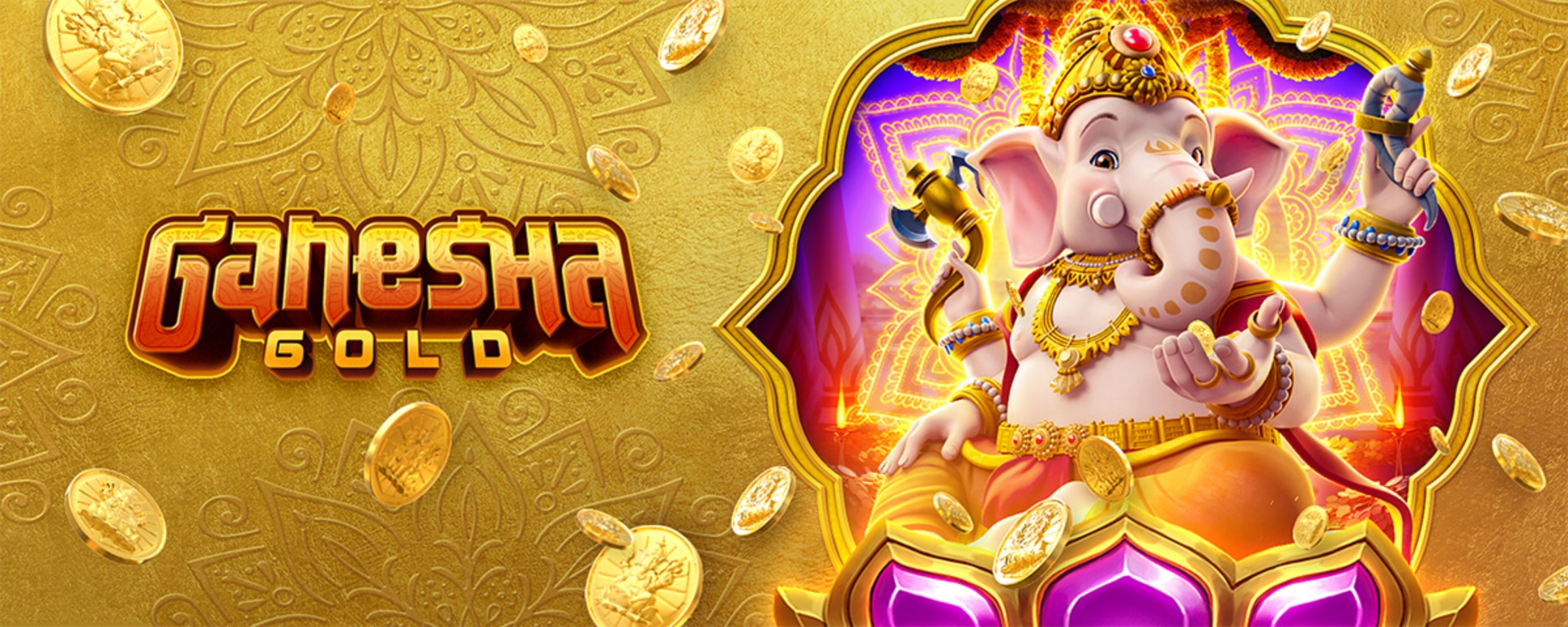 The Ganesha Fortune Online Slot Demo Game by PG Soft
