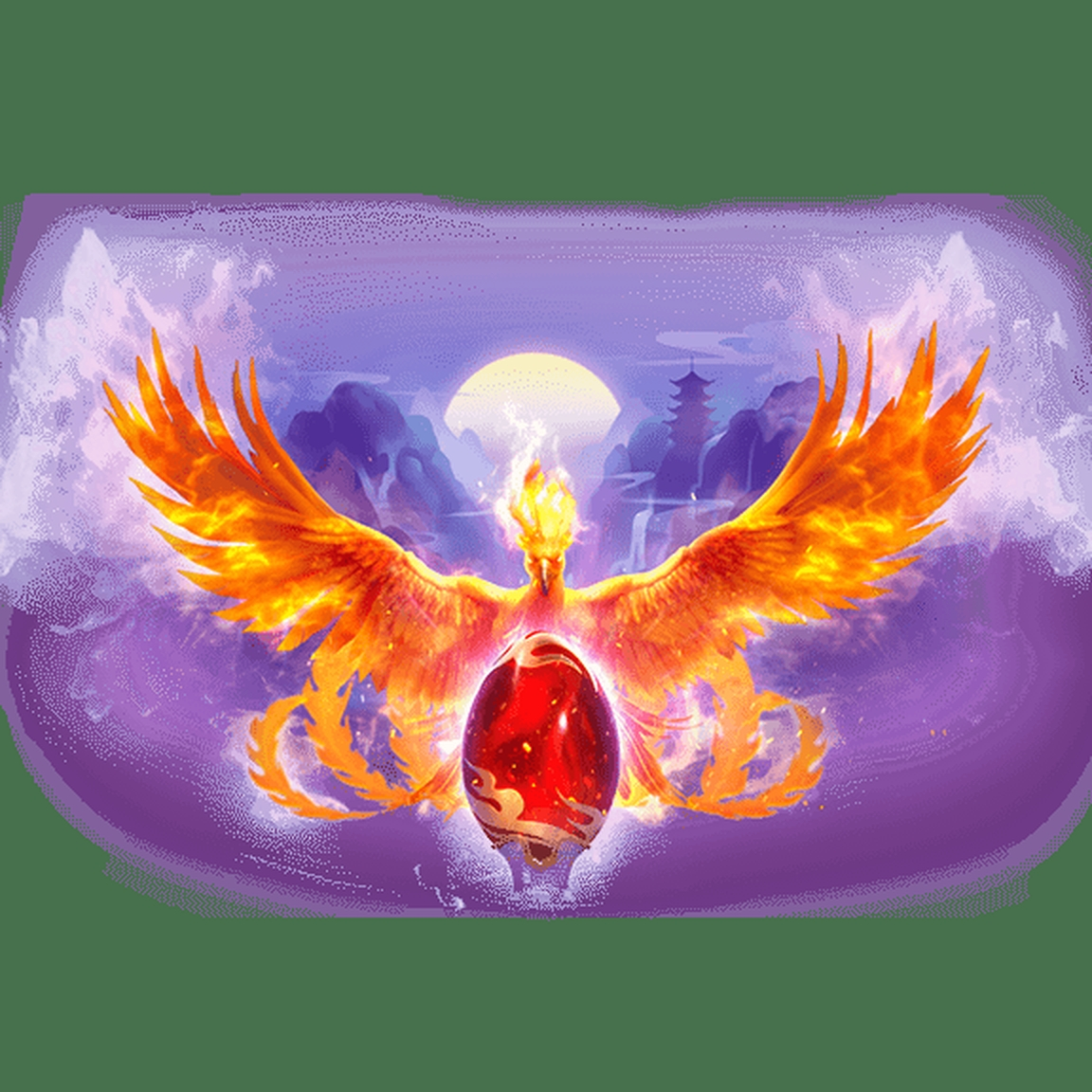The Phoenix Rises Online Slot Demo Game by PG Soft