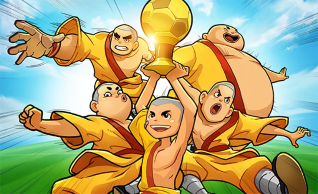 The Shaolin Soccer Online Slot Demo Game by PG Soft