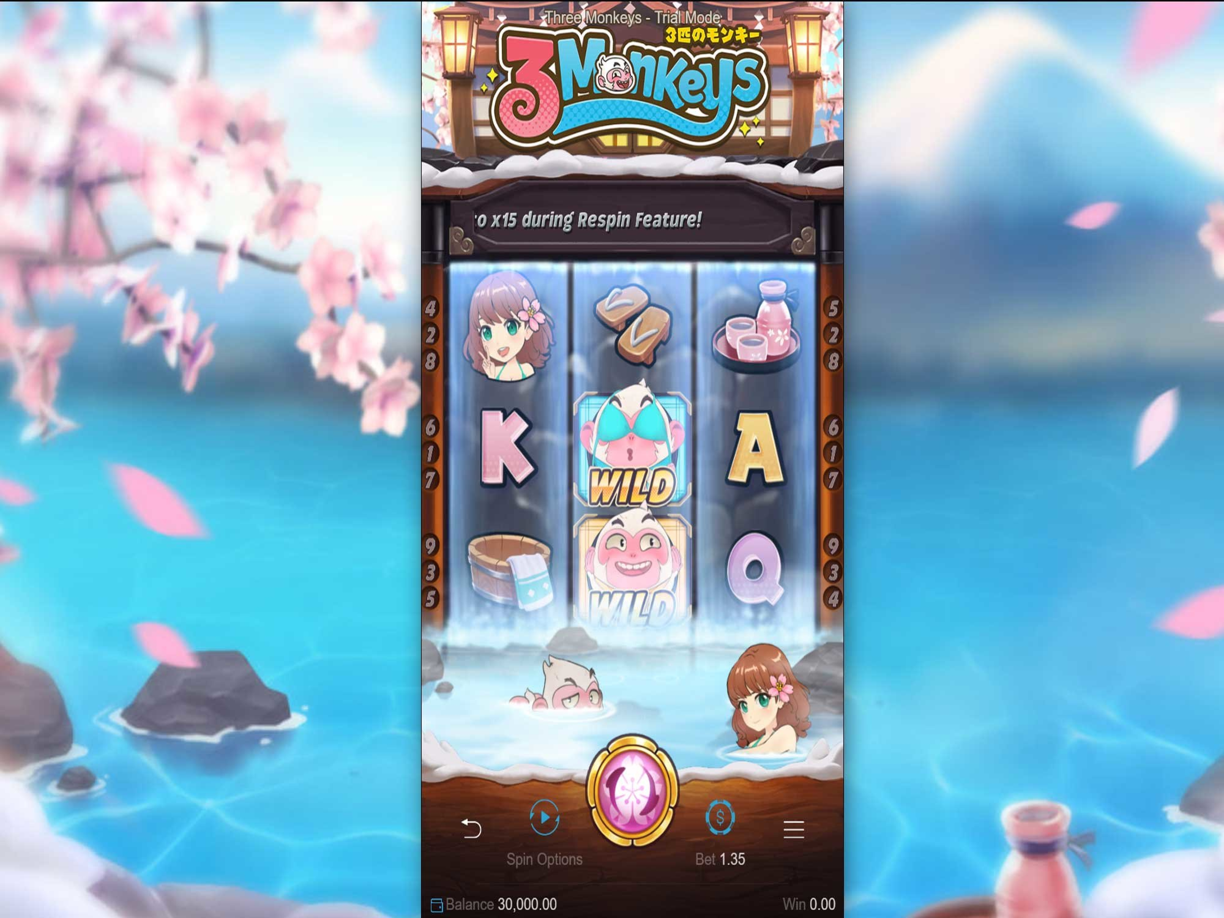 The Three Monkeys Online Slot Demo Game by PG Soft