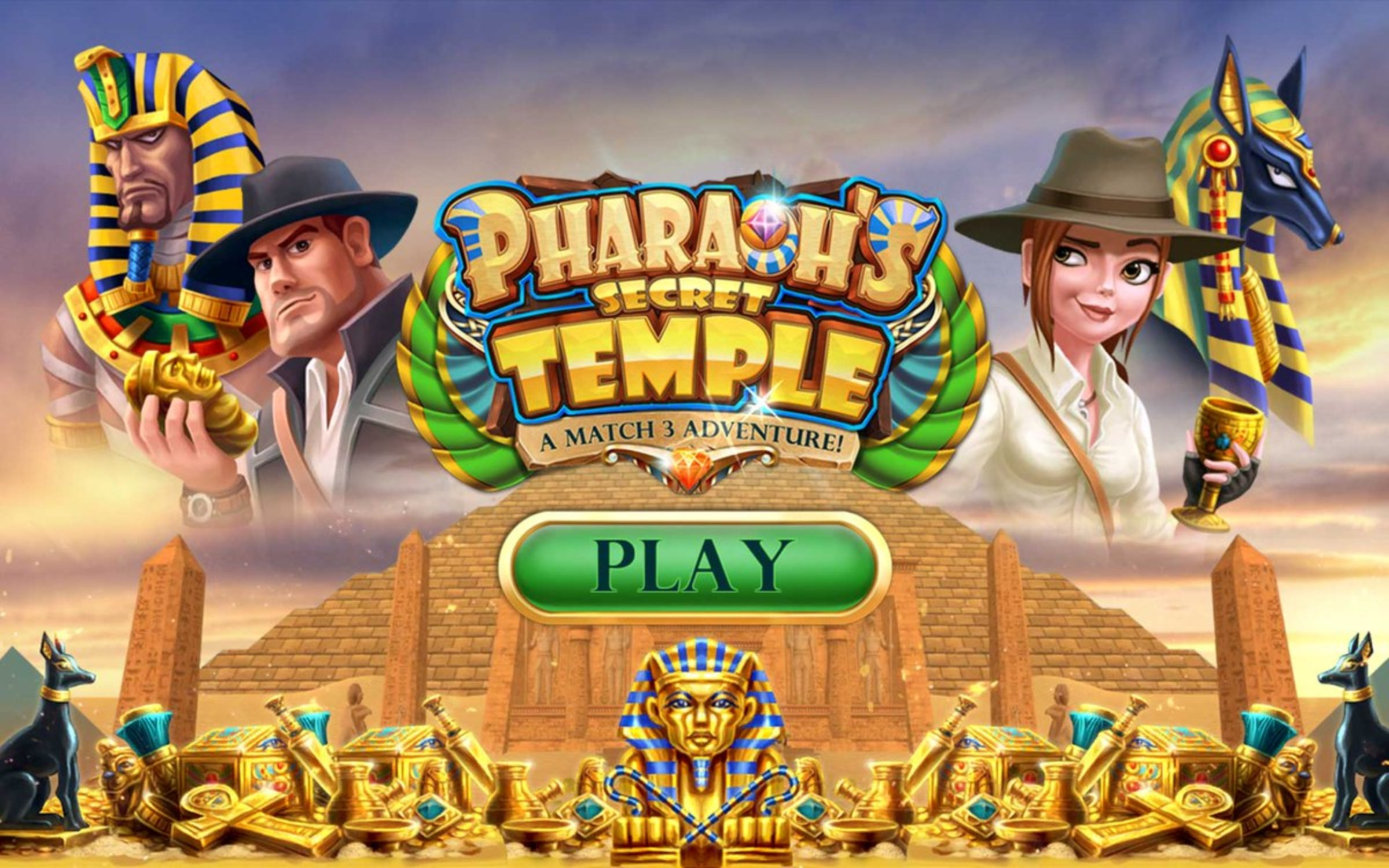 Temple of Gold Slot No Download