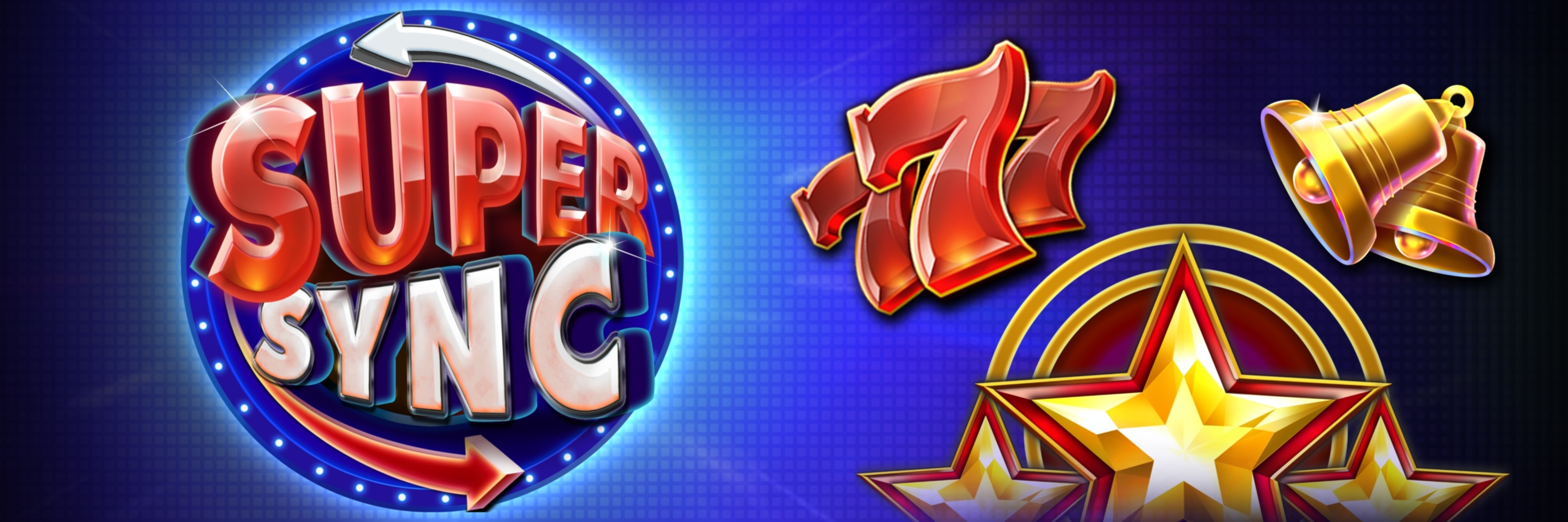 The Super Sync Online Slot Demo Game by Plank Gaming