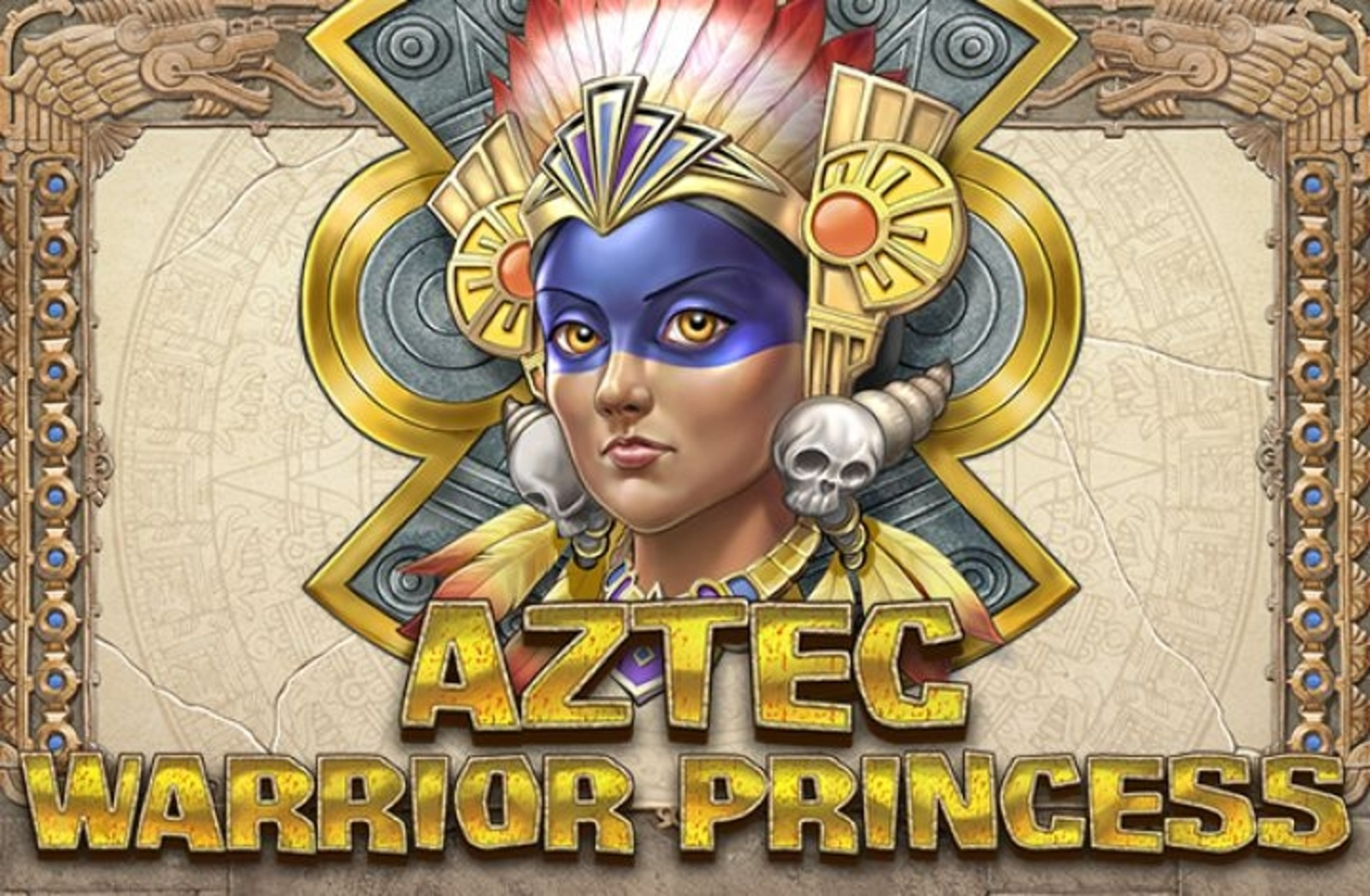 Aztec Princess Online Slot Demo Game by Playn GO