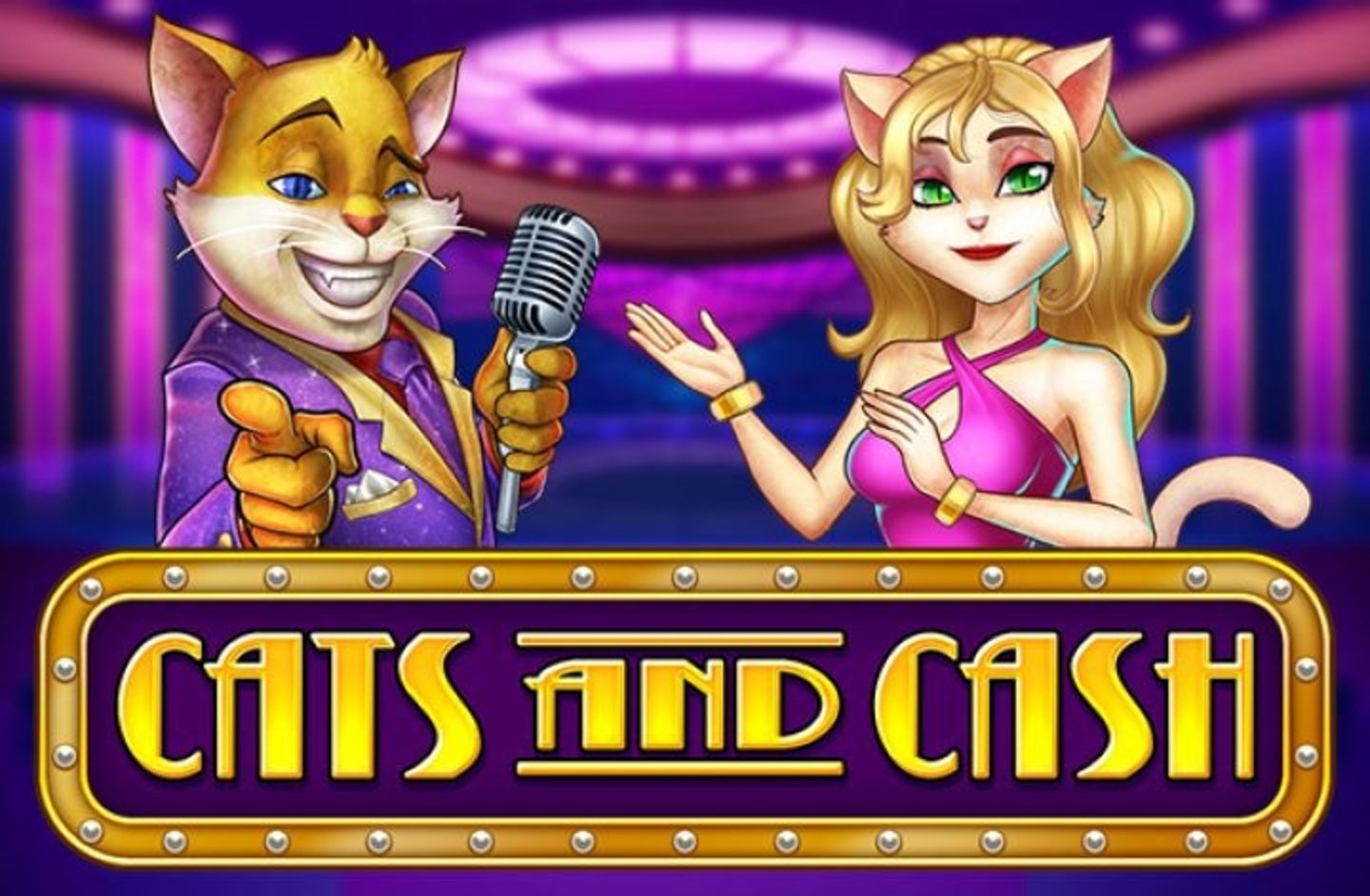 The Cats and Cash Online Slot Demo Game by Play'n Go