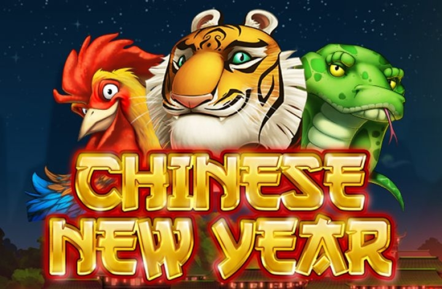 Chinese New Year (Play'n Go) Online Slot Demo Game by Playn GO