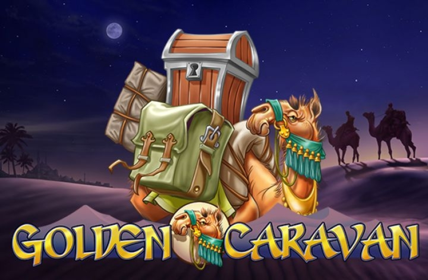 Golden Caravan Online Slot Demo Game by Playn GO