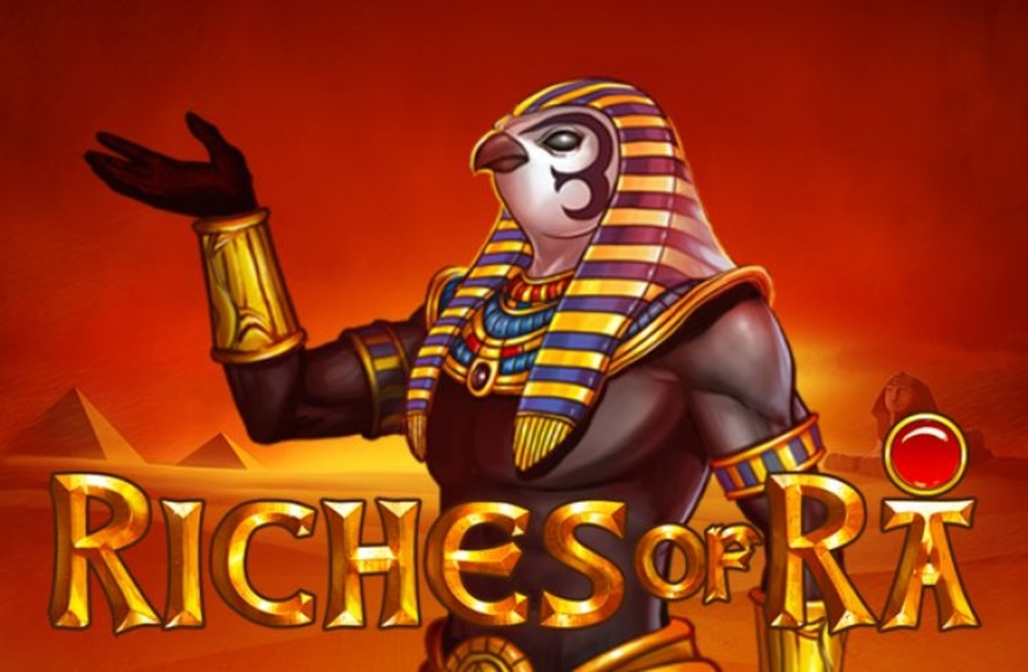 Riches of Ra Slot Online Slot Demo Game by Playn GO